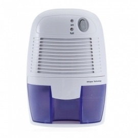 500ML Portable Mini Compact Electric Dehumidifier, Moisture Absorber for Home (AU Plug)