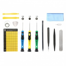 JIAFA JF-8105 14 in 1 Repair Tool Set for IPHONE and Samsung