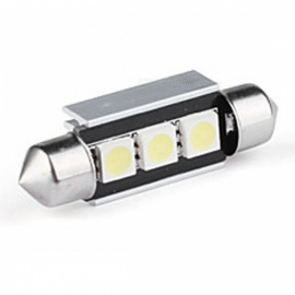 OJADE mini 3-LED 5050 SMD купольная карта лицензии лампа свет