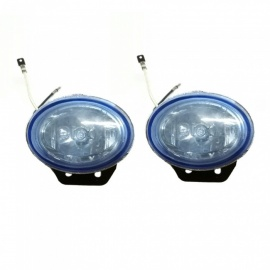 OJADE H3 12V 55W Car Fog Light, Truck Motorcycle Offroad Auto Spot Head Light (2 PCS)