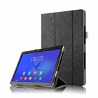 Tablet Case Auto Sleep / Wake Up Function for Teclast T10 - Black