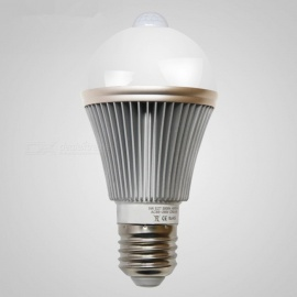 MIFXION E27 5W PIR Infrared Motion Sensor LED Light Bulb Light Control LED Lamp Automatic Night Light indoor Lighting for Stairs