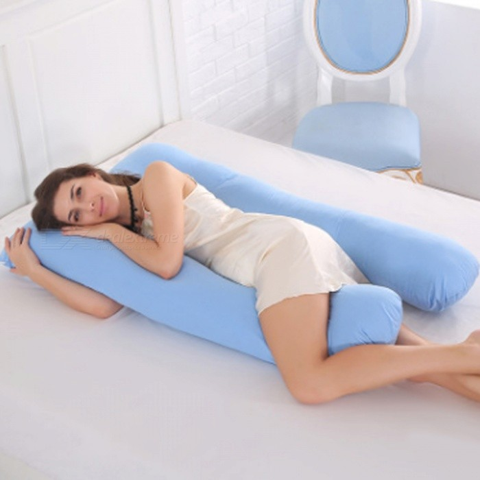 Sleeping Support Pillow For Pregnant Women U Shape