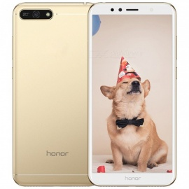 "Huawei Honor 7A 4G 5.7"" Mobile Phone w/ 2GB RAM, 32GB ROM - Golden"