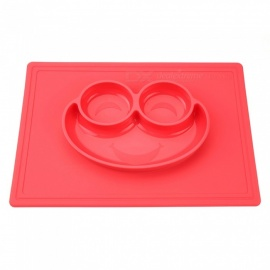 Babykin Super Suction Medical Grade Silicone Kid Children Tableware Bowl for Baby Infant Feeding