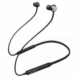 bluedio new TN attivo con cancellazione del rumore sport auricolare bluetooth wireless - nero