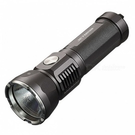 JETBeam T4 PRO Cree XHP50 Waterproof LED Flashlight, 6-Mode 2580LM 26650 Torch - Black