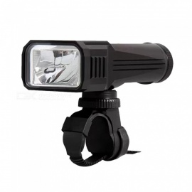 ZHAOYAO USB Charging Mountain Bike Light Headlight, Rainproof Night Riding Flashlight