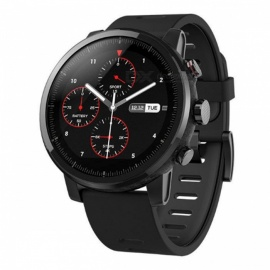 xiaomi huami amazfit stratos pace 2 smart watch - nero (versione inglese)