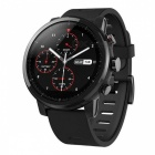 Xiaomi Huami Amazfit Stratos Pace 2 Smart Watch - Black (English Version)