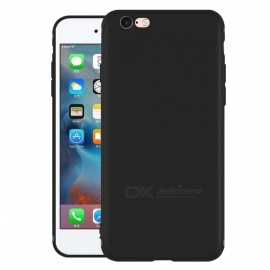 Dayspirit Protective Matte Frosted TPU Back Case for IPHONE 7, IPHONE 8  - Black