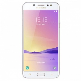 Samsung Galaxy C8 C7100 LTE Mobile Phone with 3GB RAM 32GB ROM - Pink