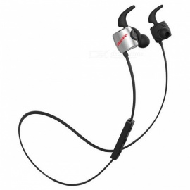 Bluedio TE Sports Wireless Bluetooth Earphone with Built-in Microphone - Black