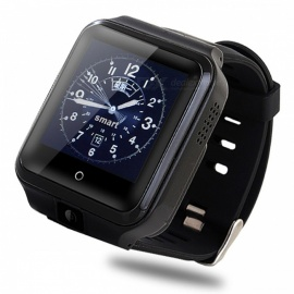 "M13 1.54"" touch screen android 6.0 smart watch con 1GB di RAM, 8GB ROM, wi-fi, GPS - nero"