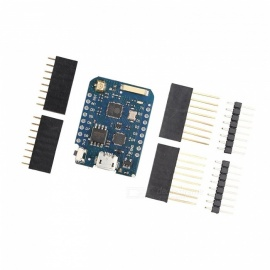 Hengjiaan WEMOS D1 Mini Pro Upgrade Edition NodeMcu Lua Wi-Fi ESP8266 Development Board