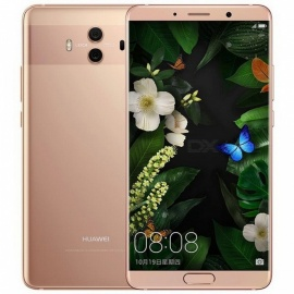 "Huawei Mate 10 5.9"" 2560 x 1440 4000mAh NFC Fingerprint Mobile Phone with 6GB RAM, 128GB ROM - Rose Golden"