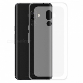 transparante TPU-hoes voor de ulefone S8 pro / ulefone S8 - transparant