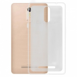 Ultra-Thin Protective TPU Clear Back Case for for LEAGOO M8 / M8 Pro - Transparent
