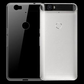 Etui de protection en TPU ultra-mince dayspirit pour google huawei nexus 6P - transparent