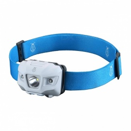 JETBeam HP35 CREE XP-G3 LED Headlight Headlamp, 200LM Outdoor Flashlight Torch - Blue + White