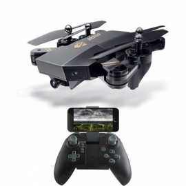 TIANQU VISUO XS809HW Foldable Drone WiFi Helicopter 480P 0.3MP Camera