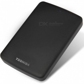 "Toshiba Hard Disk HDD, 2.5"" USB 3.0 External Hard Drive 500GB"