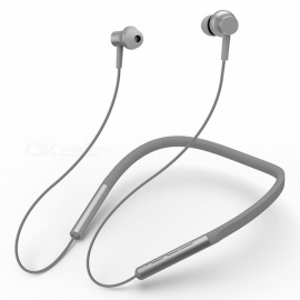 Original Xiaomi Bluetooth Neckband Earphone - Grey