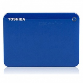 "Toshiba Disco Duro Externo 1TB HDD 2.5"" External Hard Drive, HD 3.0 USB 2.0 Portable Hard Disk Drive for Laptops - Blue"