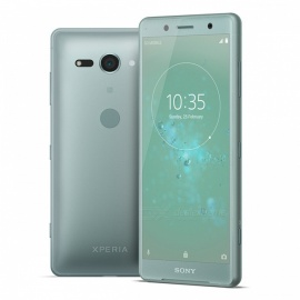 """Sony Xperia XZ2 Compact H8324 5"""" Full Screen Smart Phone with 4GB RAM, 64GB ROM - Pink"""