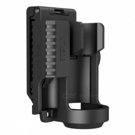 Nitecore NTH30B Flashlight Holster for Nitecore P20/P20UV - Black