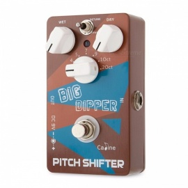 caline CP-36 pedal de efeitos de guitarra pitch shifter