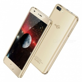 Allcall Rio 5.0 Inches IPS Rear Cams Android 7.0 Smartphone - Gold