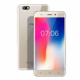 AllCall Madrid 5.5-Inch Android 7.0 MT6580 Quad-core 3G Mobile Phone - Gold