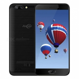 "AllCall Atom 5.2"" IPS 1280*720 MT6737 Quad-Core Smartphone - Black"