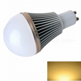 ZHISHUNJIA GU10 8W 16LED 3000K Warm White 700lm LED Globe Bulb (AC 85~265V)