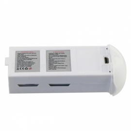 JJRC Spare Parts 7.4V 2000mAh Li-Po Battery for JJPRO X3 - White