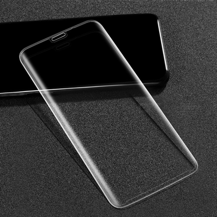 USAMS Protective Full Screen Cover Curved Tempered Glass Screen Protector Film for Samsung Galaxy S8