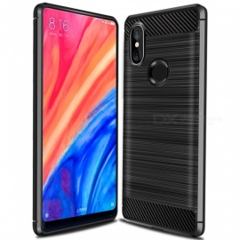 Stylish Protective Back Case for Xiaomi Mix 2S - Black