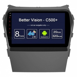 "Owna-Core 9"" Android 6.0 Autoradio Player für Hyundai IX45 2015-17"