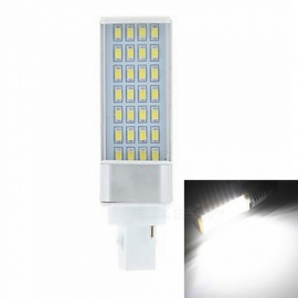 Sencart G24 9W Rotatable 28x5630SMD Cold White LED Bi-pin Light