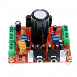 ESAMACT TDA7850 4X50W Car Audio Power Amplifier Board Module w/ BA3121 Denoiser DC 12V