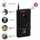 ESAMACT Wireless GPS Signal Detector, Anti-Spy Bug Detect Scanner, Laser Detection Radio Detection Vibration Beep Warnings