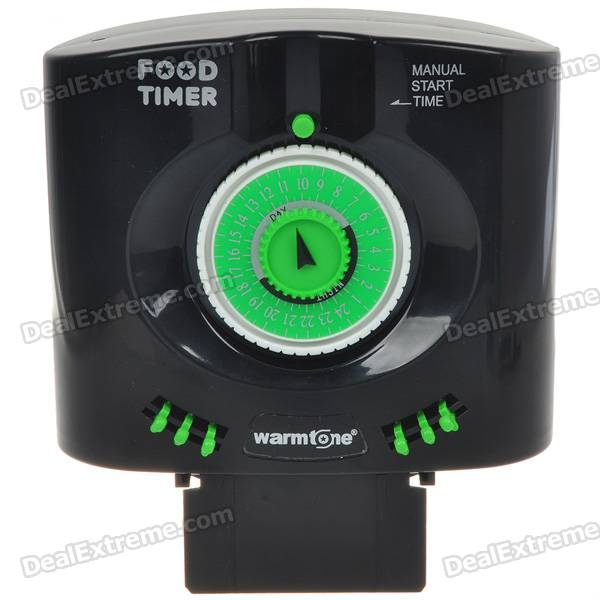 Automatic Fish Feeder with Timer (1*AA)