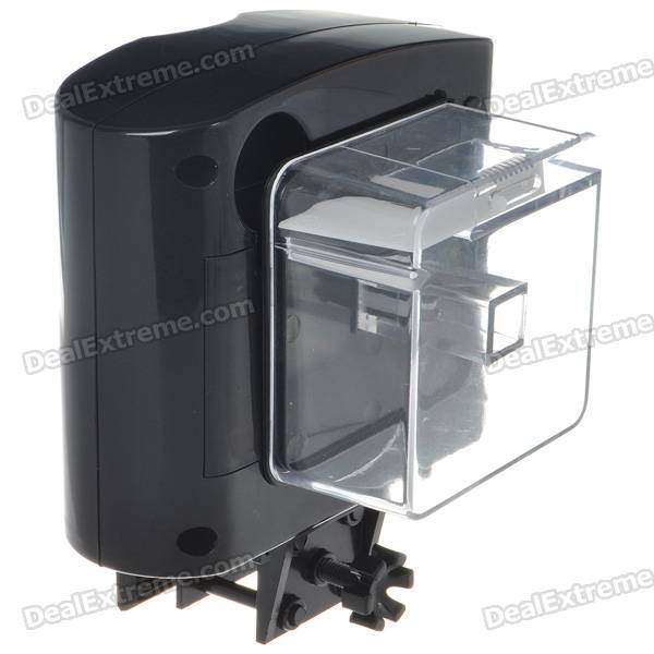 Buy automatic fish feeder with timer 1 aa for Fish feeder timer