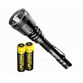 Nitecore MH40GT CREE XPL HI V3 1000LM LED Flashlight Set - Black