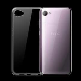 Dayspirit Ultra-Thin Protective TPU Back Case for HTC Desire 12 - Transparent