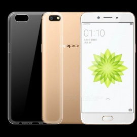 Dayspirit Ultra-Thin Protective TPU Back Case for Oppo A77 - Transparent