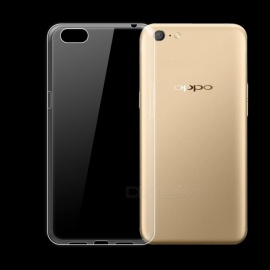 Dayspirit Ultra-Thin Protective TPU Back Case for Oppo A71 - Transparent