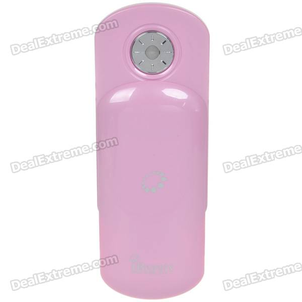 iBeauty Nano Handy Mist Atomization Facial Beautifier - Pink (4*AAA)