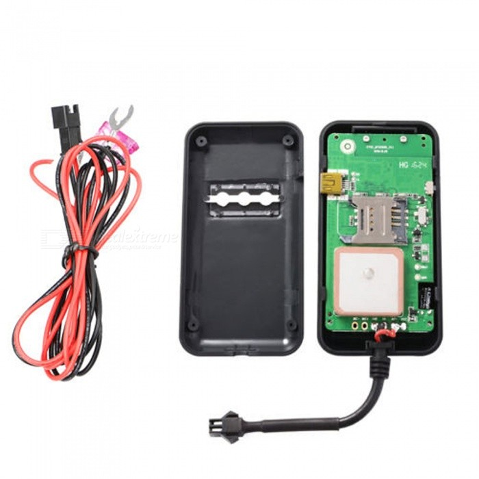 Gps Car Tracker >> Mini Realtime Gps Car Tracker Locator Gprs Gsm Tracking Device